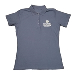 Core Lady's Navy Polo