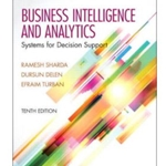ITC 4312: Business Intelligence And Analytics Systems for Decision Support