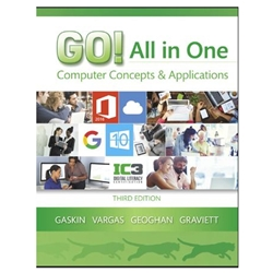 GO! with Microsoft Office 2016: All in one