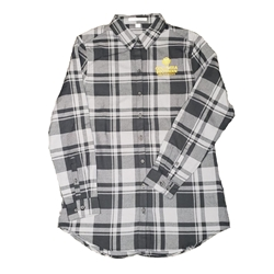 Lady's Gray Flannel