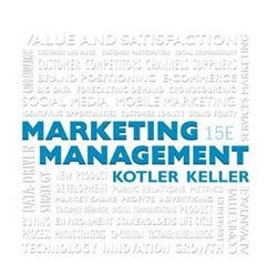 Marketing Management 15th edition