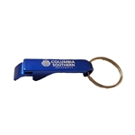 Aluminum Bottle/Can Opener Key Chain