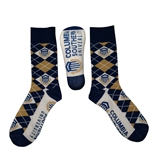 CSU Argyle Dress Sock
